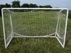 Сетка ворот для юношеского футбола 2,2мм